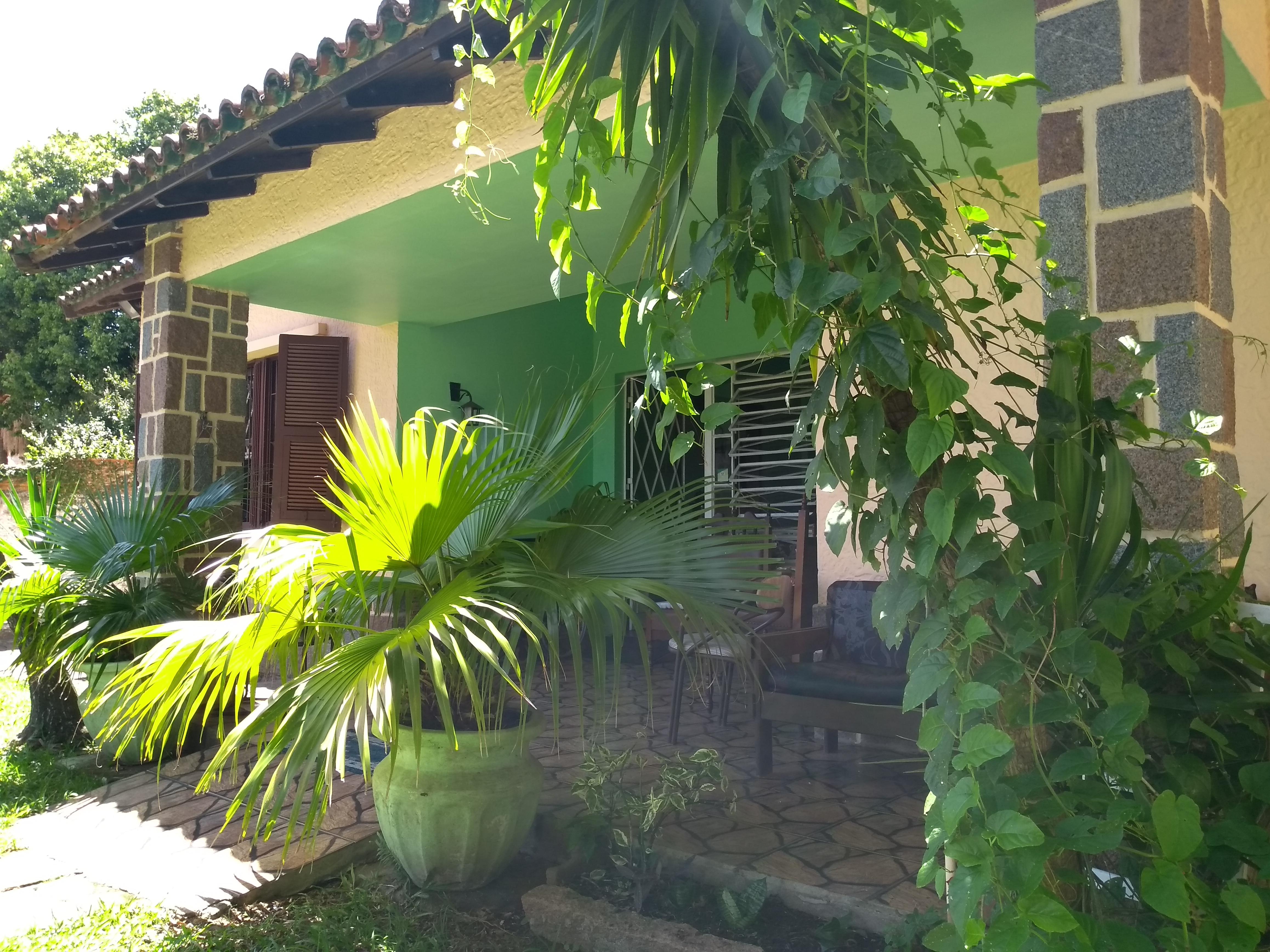 Fachada da Geriatria Santo Antônio, Porto Alegre. Residencial Geriátrico Santo Antônio Zona Sul